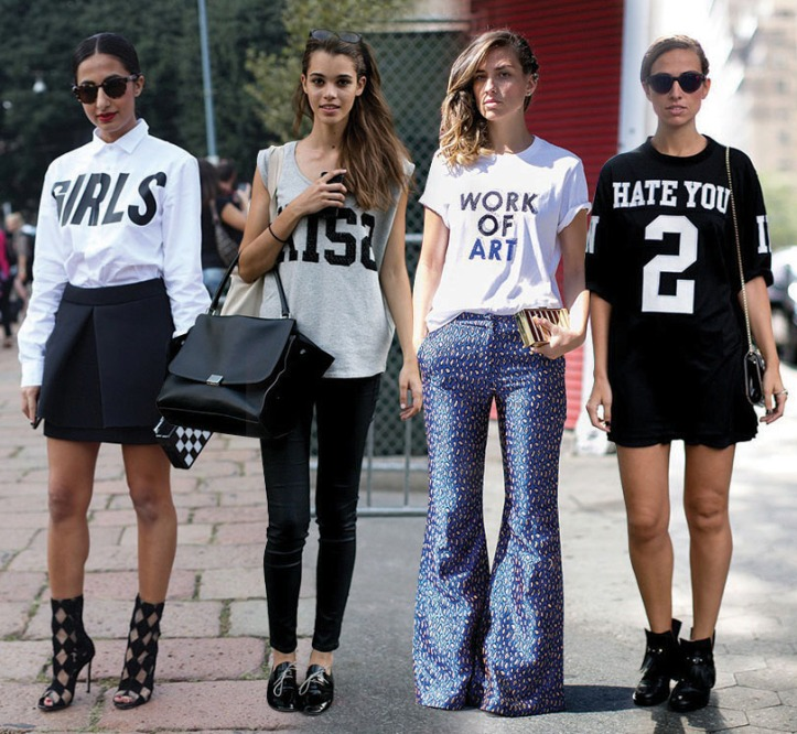 street_style_trends_2014_2013_t-shirts