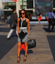 sydne-style-how-to-wear-a-harness-trend-bcbg-black-and-white-fashion-week-style-blogger-street-lincoln-center